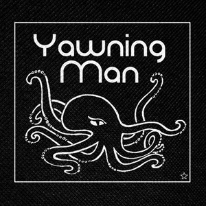 "Yawning Man Octopus 4x4"" Printed Patch"