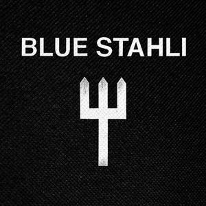 "Blue Stahli Logo 4x4"" Printed Patch"