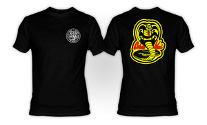 Cobra Kai - Cobra T-Shirt