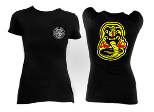 Cobra Kai -  Cobra Girls T-Shirt