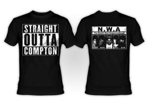 N.W.A. Straight Outta Compton T-Shirt