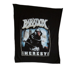 Paradox Misprinted Backpatch Crooked
