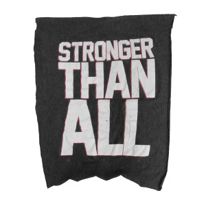 Stronger Than All Crooked Backpatch Misprint