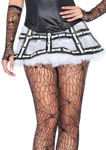Rubber Bone Cage Skirt