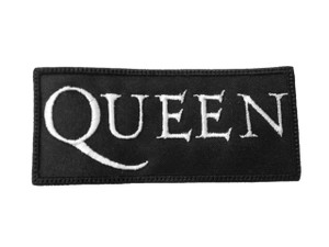 "Queen 5x2"" Embroidered Patch"