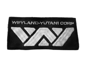 "Alien Weyland Yutani 5x2"" Embroidered Patch"