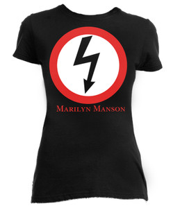 Marilyn Manson Superstar Blouse T-Shirt