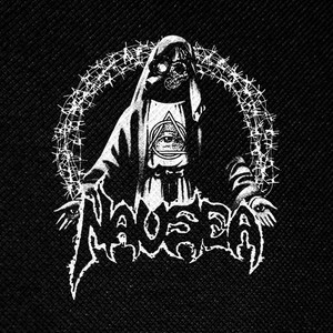 "Nausea Virgin 4x4"" Printed Patch"