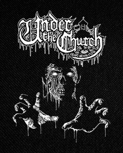 """Under the Church 4x5"""" Printed Patch"""