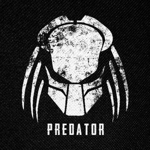 "Predator 4x4"" Printed Patch"