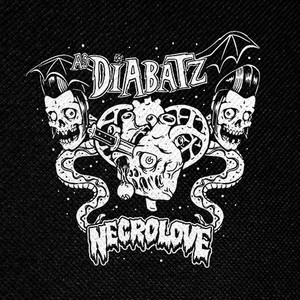 "As Diabatz Necrolove 4x4"" Printed Patch"