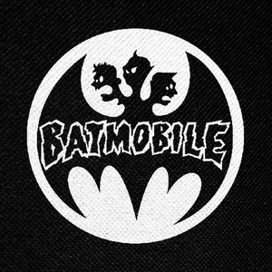 "Batmobile 4x4"" Printed Patch"