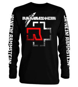 Rammstein - Logo Long Sleeve T-Shirt