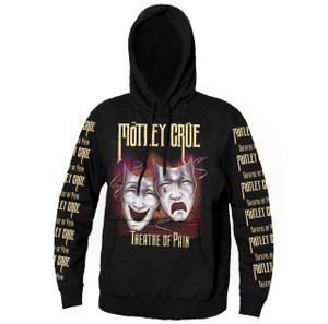 Motley Crue Theatre of Pain Hooded Sweatshirt