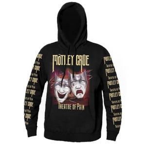 Motley Crue - Theatre of Pain Hooded Sweatshirt