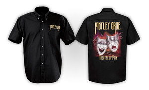 Motley Crue Theatre of Pain Workshirt
