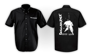 Discharge Never Again Workshirt