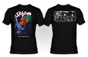 Sodom In The Sign T-Shirt