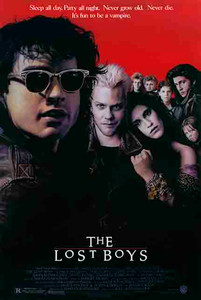 """The Lost Boys 24x36"""" Poster"""