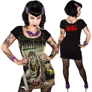 Kreepsville 666 - Tales From The Crypt Gravebuster Dress