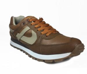 Panam - Brown Hues Crosstrainer Unisex Sneaker