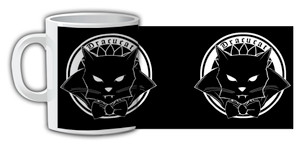 Dracucat Coffee Mug