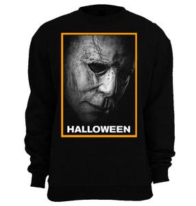 Halloween Michael Myers Crew Neck Sweatshirt