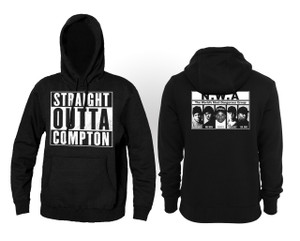 Straight Outta Compton N.W.A. Hooded Sweatshirt