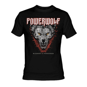 Powerwolf Blessed and Possessed T-Shirt