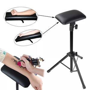 Adjustable Stand for Tattooing or Piercing