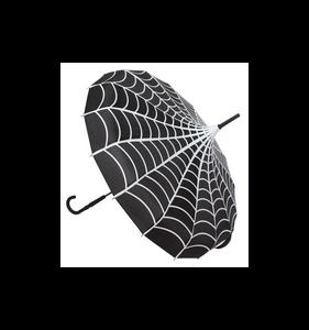 Sourpuss - Web Pagoda Umbrella