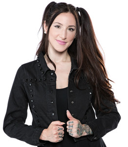 Sourpuss - Eisenhower Studded Jacket