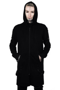 Killstar - Death Wish Long Hoodie