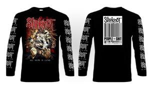 Slipknot All Hope is Gone Long Sleeve T-Shirt