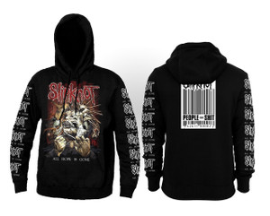 Slipknot All Hope is Gone Hooded Sweatshirt