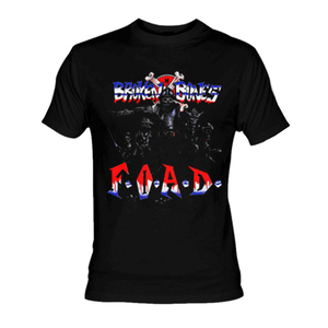 Broken Bones F.O.A.D. X-Small T-Shirt