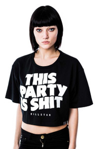 Killstar - Party Crop Top