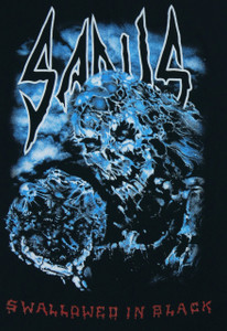 Sadus Swallowed in Black Backpatch Misprint
