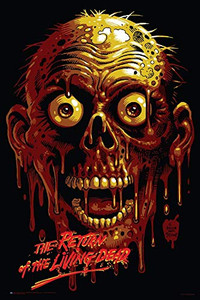 "Return of the Living Dead Tarman 24x36"" Poster"