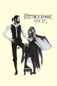 "Fleetwood Mac Rumors 24x36"" Poster"