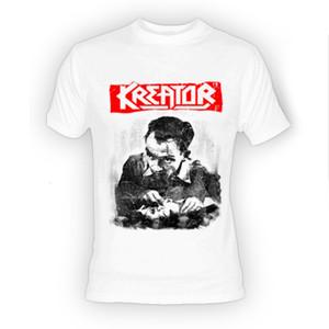 Kreator Evil Doctor White T-Shirt