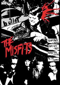 "Misfits Bullet 24x36"" Poster"