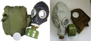 Authentic Working Gas Mask