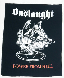 Onslaught Power From Hell Backpatch Misprint