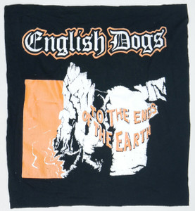 English Dogs Backpatch Misprint