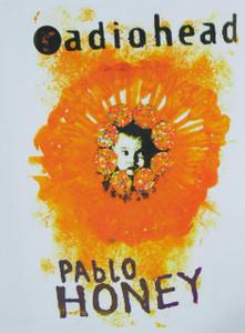 Radiohead Pablo Honey Backpatch Misprint