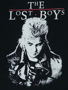 The Lost Boys Backpatch Misprint