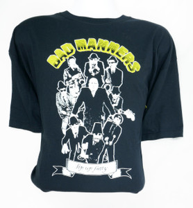 Bad Manners Misprinted T-Shirt Size 2XL