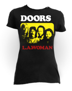 The Doors L.A. Woman Girls T-Shirt