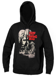 Night of the Living Dead Hooded Sweatshirt